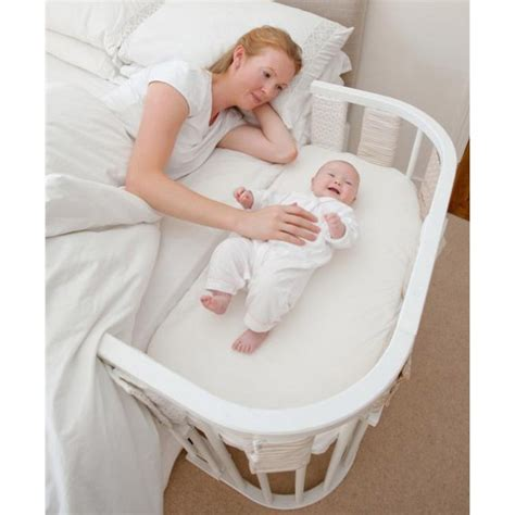 Baby Crib Bed Attachment by Babybay Co Sleeping Crib With Accessories Babysecurity Co Uk