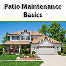 paver patio maintenance cleaning a patio brick and paver patio maintenance