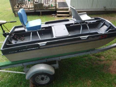 bass tracker 2 man boat seats bass tracker bantam 3x and minn kota trolling motor 550