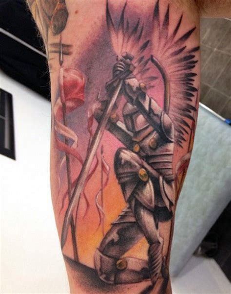templar tattoo top 80 best designs for brave ideas