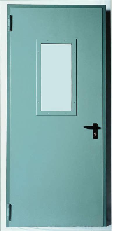 manutenzione porte rei porte tagliafuoco e porte uscita di emergenza