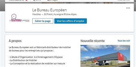 le bureau europeen le bureau europ 233 en sur linkedin docsourcing
