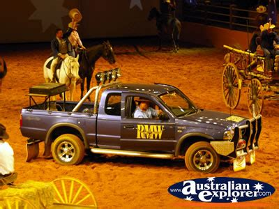 Outback E Gift Card - australian outback spectacular ute photograph australian outback spectacular ute