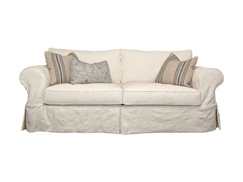slipcover sofa bed modern slipcover sofa home gallery