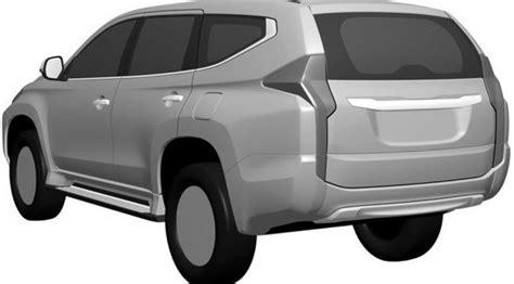 Segitiga Pengaman Reflector Mobil Diluncurkan Tahun Depan Gambar Paten Pajero Sport Sudah Bocor Kepublik Mobilmo