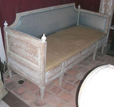 1stdibs swedish banquette bed condo decor