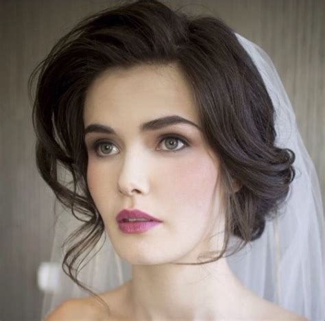 brunette up hairstyles 1000 ideas about wedding hair brunette on pinterest