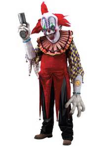 it the clown costumes for halloween giggles the clown creature reacher costume