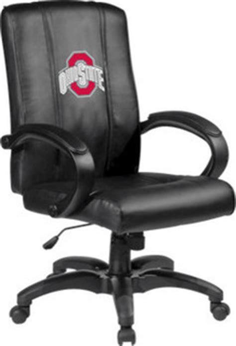 ohio state ncaa buckeyes home office chair