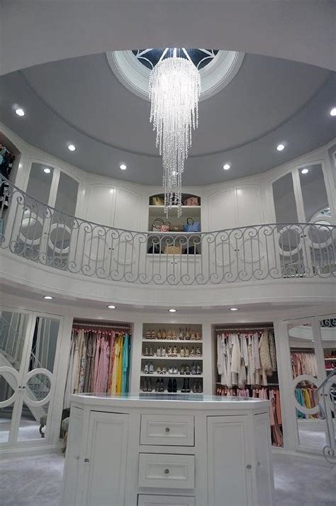 Two Story Walk In Closet by Two Story Closet Design Design Ideas