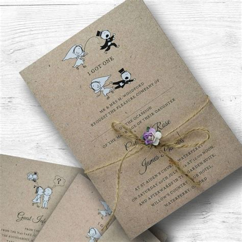 Paper Themes Wedding Invitations by I Got One Wedding Invitation Paper Themes Wedding Invites