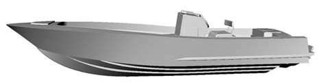 offshore fishing boat plans ccsf25 5 center console deep v woodenboat magazine