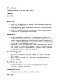 Job Resume Examples With Experience by Job Resume No Experience Examples