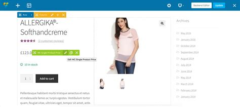 Woo Detail Product Page Builder V4 0 3 woocommerce single product page builder feedlinks net