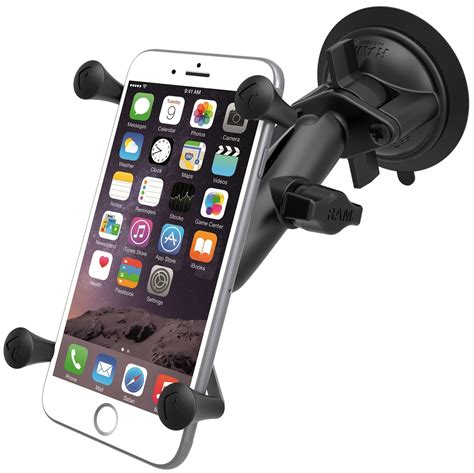 ram b 166 un10 ram x grip mount for iphone 7 plus 6 plus 6s plus ebay