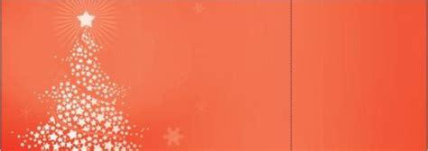 red christmas tree tickets by freshtix ticket printing