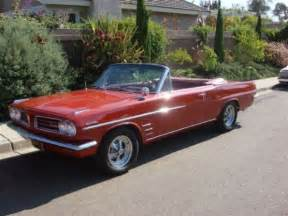 1963 Pontiac Lemans For Sale 1963 Pontiac Tempest Lemans Convertible Bring A Trailer