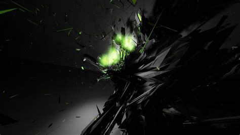 wallpaper for laptop black black and green backgrounds wallpaper cave