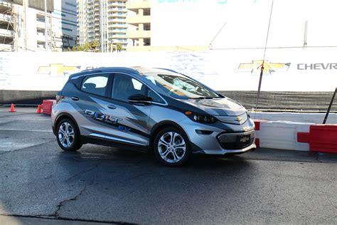chevrolet mile of cars drive chevy bolt ev 200 mile electric car