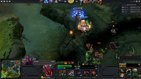 Buff Bandana Dota 2 Buffer broodmother appear as invisible and with buff icon while out of web