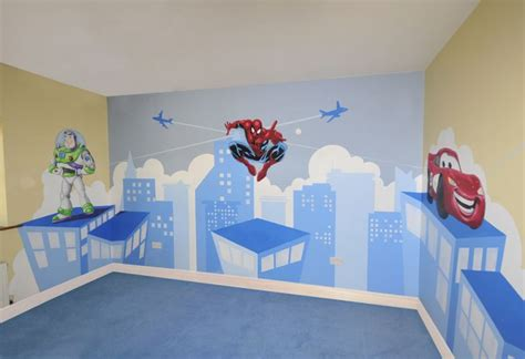 murals childrens rooms decorating rooms