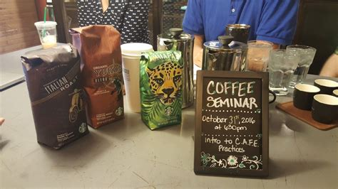 Join Coffee join me for a coffee tasting at east olive way starbucks starbucksmelody