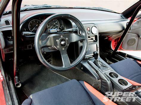 1992 Mazda Miata Interior 1992 mazda miata mike burlas magazine