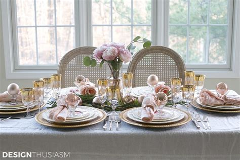 setting the table for table settings
