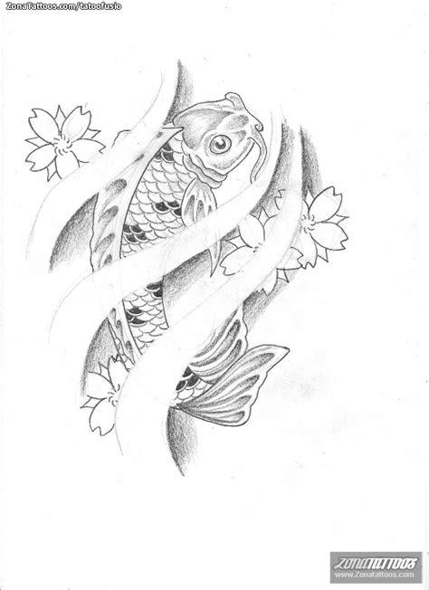 Diseño de Orientales, Animales, Peces