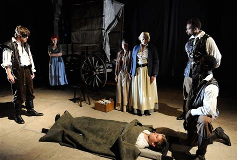 mother courage and her mother courage and her children quintessence epic theater phindie