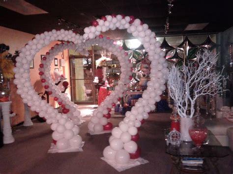 Wedding Arch Balloons by Beautiful Balloon Arch Shape Balloon Arch