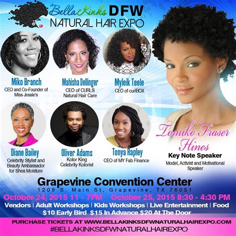 hair events in 2015 bella kinks dfw natural hair expo veepeejay