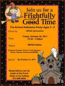 5 halloween flyers bookletemplate org