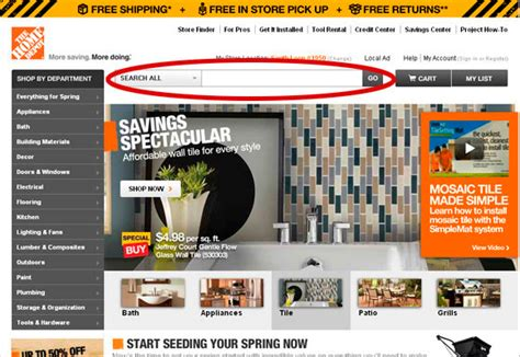 10 peculiarities of successful retail website designs