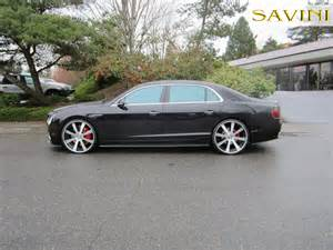 Bentley Flying Spur Rims Flying Spur Savini Wheels
