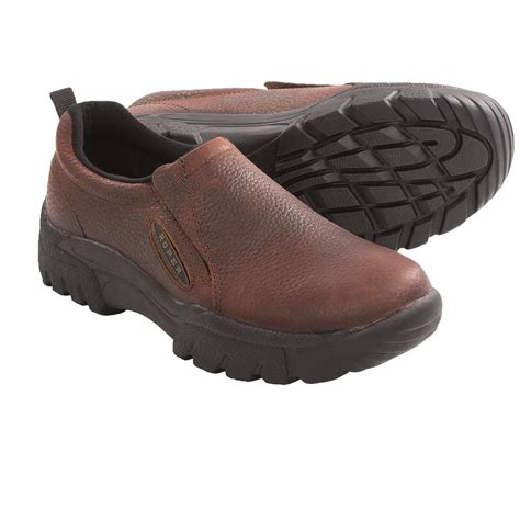 roper sport performance shoes slip ons for save 29