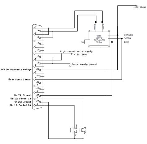 servo wiring diagram wiper motor servo wiring diagram wiring diagram with