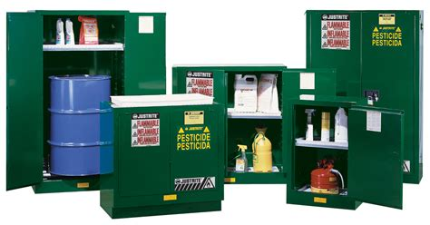 Shelf Of Pesticides by Safety Cabinets For Pesticide Storage And Poison Storage