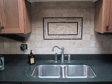 Backsplash In Kitchen by Backsplashes Kitchen Backsplash Over Sink In Kitchen