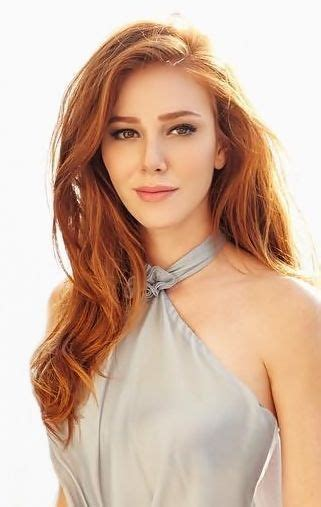 hot actresses with red hair 1000 images about elcin sangu on pinterest meryem