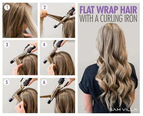 flat wrap hair pinterest the world s catalog of ideas
