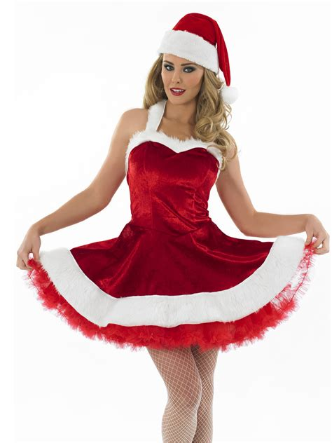 santa dress for santa tutu costume fs3609 fancy dress