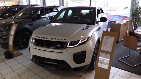land rover inside 2016 land rover range rover evoque 2016 2017 in depth review