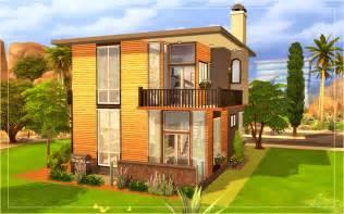 The sims 4 desert house 753 homeless sims