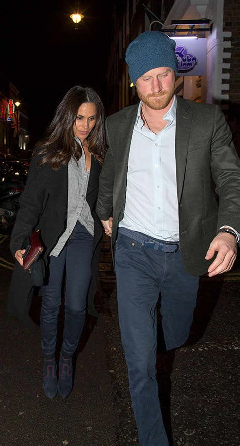 meghan markle prince harry prince harry and girlfriend meghan markle photographed