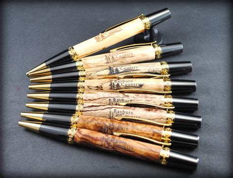 woodworking pens corporate pens jc wood pens