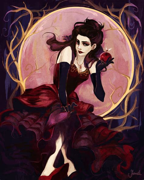 once upon a time mirror mirror by shorelle on deviantart