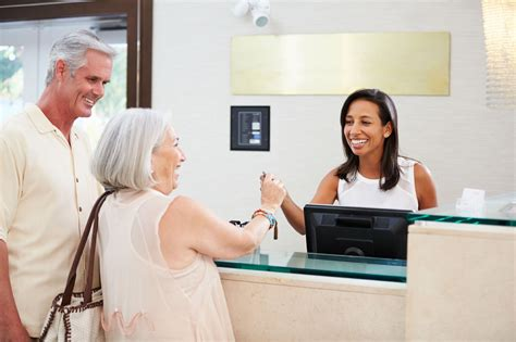 At The Front Desk by Hotel Booking Secrets You Need To Reader S Digest