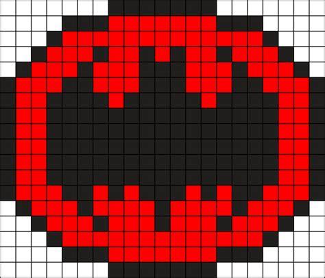 batman harley perler bead pattern bead sprites