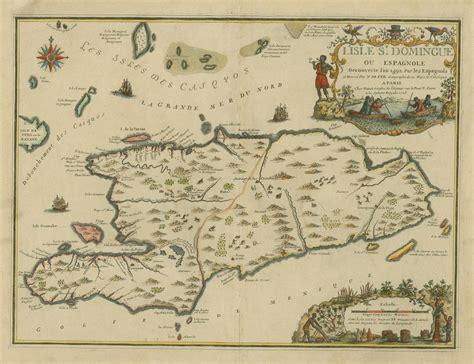 hispaniola map viaje de un naturalista enero 2010